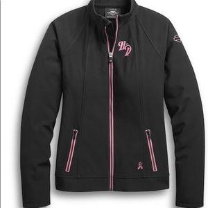 Harley-Davidson soft shell jacket